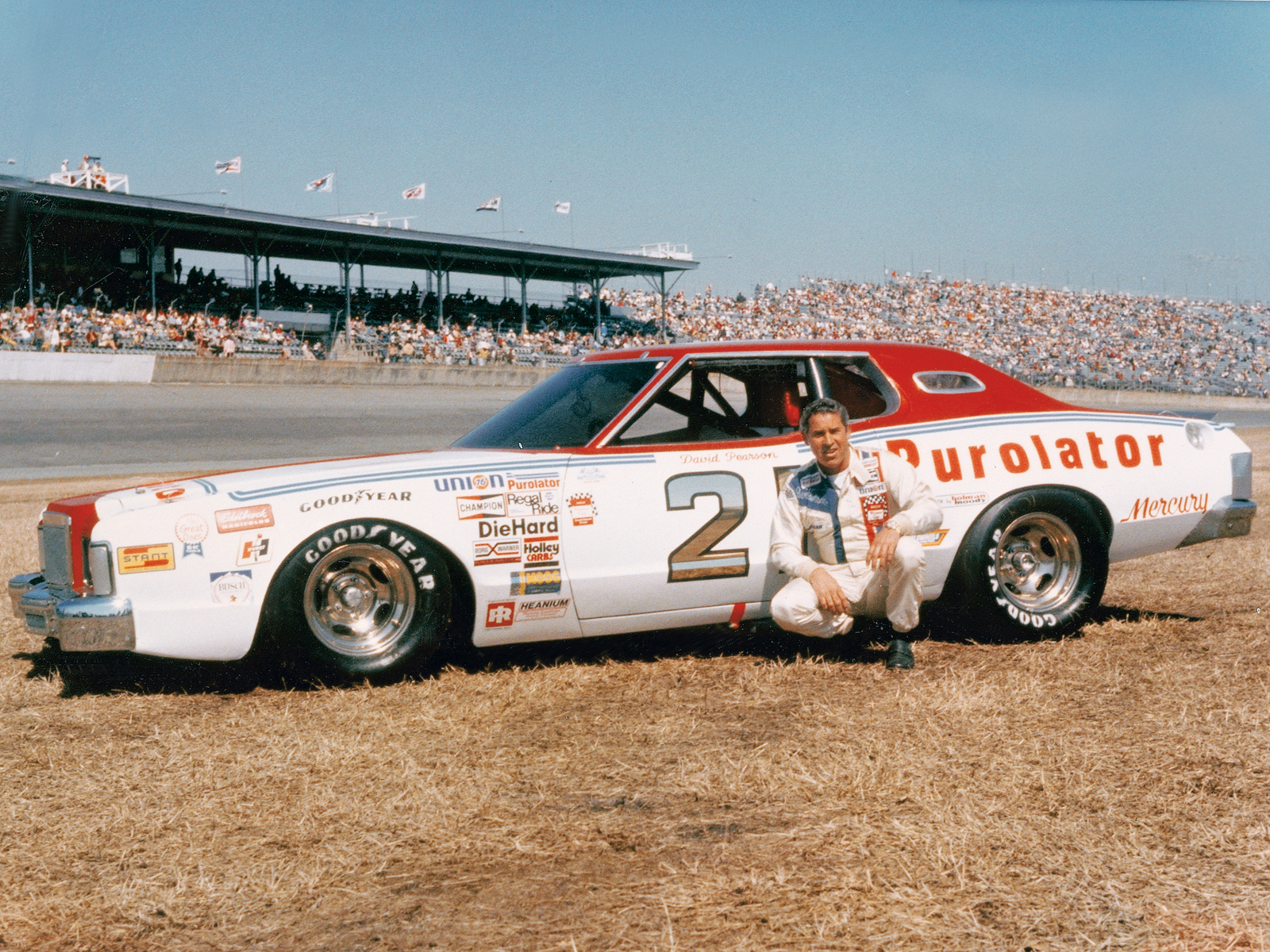 David Murry Race Car Driver